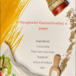 Spaghetti caciorisella 1